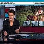 Rachel Maddow on the Sudden Crush Anti-Gay Conservatives Have on Vladimir Putin: VIDEO