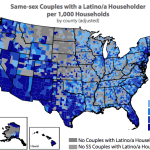 LGBT Latino Population in U.S. Grows to Over 1.4 Million: REPORT