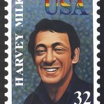 United States Postal Service To Issue Harvey Milk Stamp