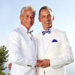 Greg Louganis And Johnny Chaillot Marry