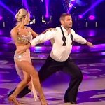 Ben Cohen Dances the Rumba on 'Strictly Come Dancing': VIDEO