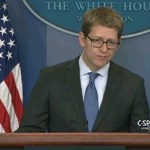 WH Press Secretary Jay Carney Grilled on ENDA, Executive Order: VIDEO