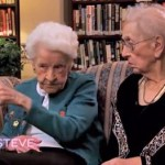 100-Year-Old BFFs Discuss Selfies, iPhones, Justin Bieber, Twerking, and Pop Culture: VIDEO