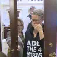 LGBT Rights Activists Arrested For Blocking Entrances To Idaho Governor's Office: VIDEO