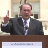 Mike Huckabee at NOM March: Stop Gay Marriage or Face God's Judgment – VIDEO