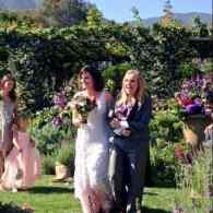 Melissa Etheridge Marries Partner Linda Wallem