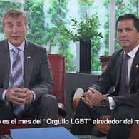 U.S. Ambassador to the Dominican Republic and his Husband Make Powerful 'LGBT Pride' Video: WATCH
