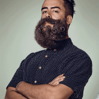 Schick Razor Ad Campaign Compares Thick Beards To Rodents On Your Face: PHOTOS