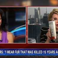 Joan Rivers Storms Out of CNN Interview After Bring Grilled About Fur, 'Mean' Fashion Critiques: VIDEO
