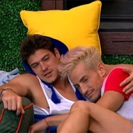 Homoerotic Showmance Blooms On Big Brother: VIDEO