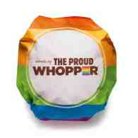 AFA Issues Action Alert About Burger King's 'Homosexual Conduct-Promoting' Proud Whopper