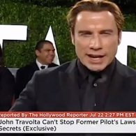 John Travolta's Alleged Former Gay Lover Can Tell His Story: VIDEO