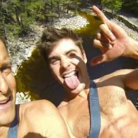 Zac Efron and Bear Grylls' Wild, Shirtless Bromance Gets a Slick Remix: VIDEO
