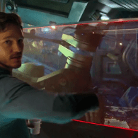 Chris Pratt Reveals Where The Magic Happens in His 'Guardians of the Galaxy' Spaceship: VIDEO