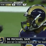 Michael Sam Makes Historic NFL Preseason Debut: 'I Can Play in This League' – VIDEO