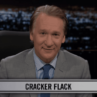 Bill Maher has a New Rule for the Dude Planning Ohio's Upcoming 'Straight White Guy' Festival – VIDEO