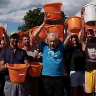 Ian McKellen And A Horde Of Hot Male Dancers Take On ALS Ice Bucket Challenge: VIDEO