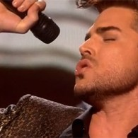 Adam Lambert Hits All The Right Notes Performing 'Somebody To Love' With Queen on 'X Factor': VIDEO