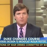 Tucker Carlson: If Duke Wants to Be 'Inclusive', Give Equal Time to Anti-Gay Evangelicals