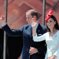 Prince William and Catherine, Duchess of Cambridge Decline to Participate in Gay Pardoning Campaign