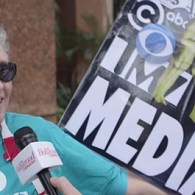 Westboro Baptist's Shirley Phelps-Roper Knows Why Neil Patrick Harris Stripped at the Oscars: VIDEO