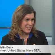 Trans Former SEAL Team 6 Member Kristin Beck Talks Chelsea Manning, Trans Troops, and Her Run for Congress: VIDEO