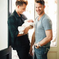 Nate Berkus and Jeremiah Brent Welcome Baby Girl: PHOTOS