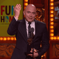 Best Actor Tony Winner Michael Cerveris Gives a Marriage Equality Shout-Out to SCOTUS in Acceptance Speech: WATCH
