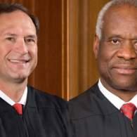 SCOTUS equality dissenters