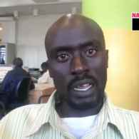 5,000 Kenyans to Strip Naked in Protest of Obama's 'Aggressive Support for Homosexuality': VIDEO
