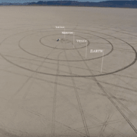 This Massive To-Scale Model Of Our Solar System Will Blow Your Mind: WATCH