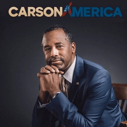 Ben Carson sees no political path forward