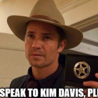 May I Speak to Kim Davis