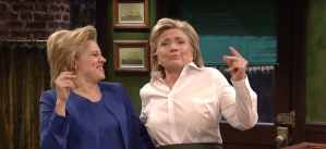 Kate McKinnon Hillsry Clinton SNL
