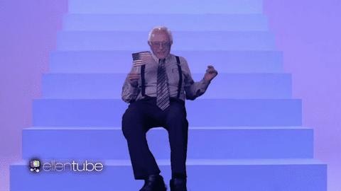 Bernie Sanders Gets Down to Drake's 'Hotline Bling': WATCH ...