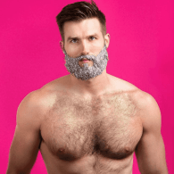 news glitter beards