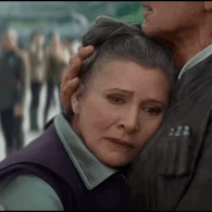 Actress Carrie Fisher Dead at 60