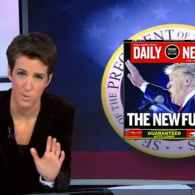 Rachel Maddow Donald Trump fascism