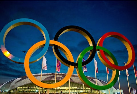 Olympic Games symbol