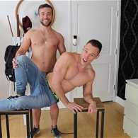 Bottoming Davey Wavey and Colby Melvin