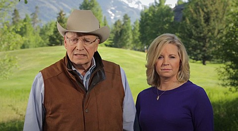 Liz Cheney to run