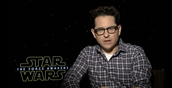 JJ Abrams star wars gay
