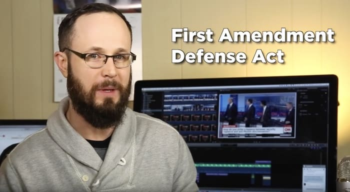 Matt Baume first amendment defense act law ted cruz marco rubio