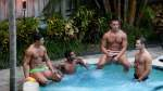 Ft. Lauderdale's Grand, one of Ft. Lauderdale's top gay guesthouses in ManAboutWorld gay travel magazine