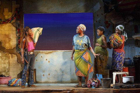 ECLIPSED broadway