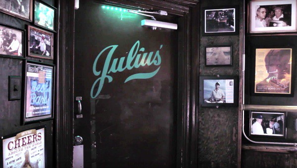 gay bar Julius