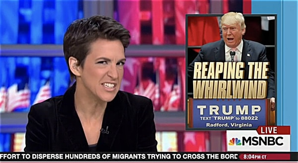 Rachel Maddow GOP primary