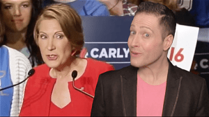 randy rainbow carly fiorina