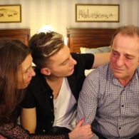 YouTuber's Dad Confesses He Considered Suicide When His Son Came Out as Gay: WATCH
