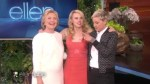 Hillary Clinton Ellen